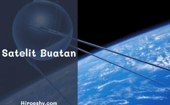 satelit pertama buatana manusia